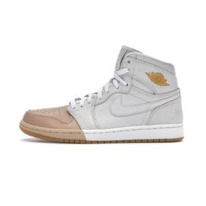 """WMNS Air Jordan 1 High """"Dip Toe White"""""""