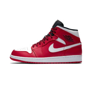 "Air Jordan 1 Mid ""Gym Red"""