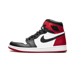 "WMNS Air Jordan 1 High ""Satin Black Toe"""