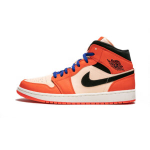 "Air Jordan 1 Mid SE ""Team Orange"""