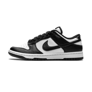 "Dunk Low Retro ""Black White"""