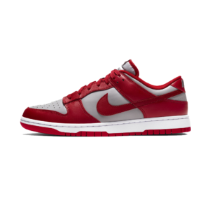 "Dunk Low Retro ""Medium Grey Varsity Red UNLV"""
